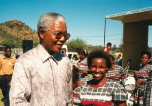 Nelson Mandela's speech to the International YCW 1995