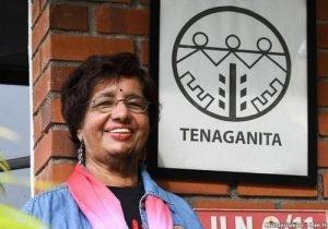Farewell human rights defender Aegile Fernandez
