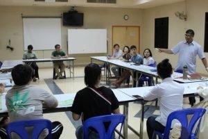 Thailand hosts IYCS I-CAFE