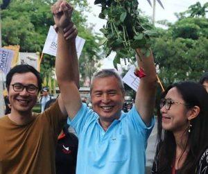 Somyot freed