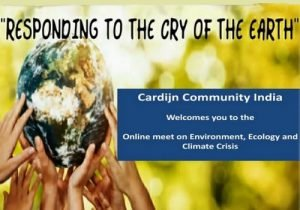 Responding to the cry of the earth